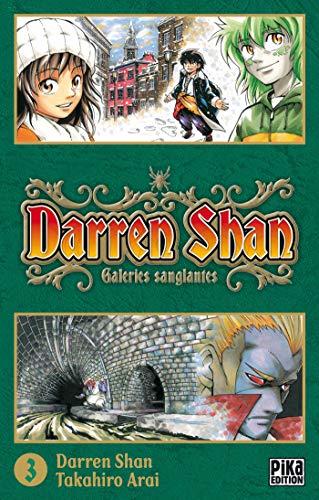 DARREN SHAN T.03: SHAN DARREN