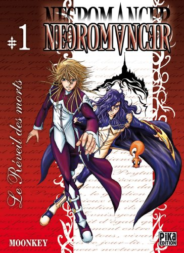 9782811602086: Necromancer, Tome 1 (French Edition)