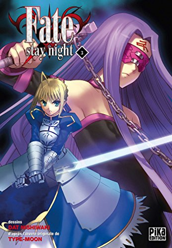 FATE STAY NIGHT T.03: NISHIWAKI DAT