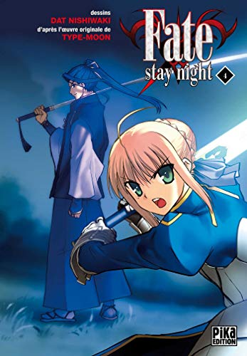 9782811602710: Fate Stay Night, Tome 4 (French Edition)