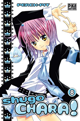 Shugo Chara !, Tome 8 (French Edition) (2811602992) by Peach-Pit