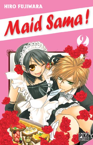 9782811603113: Maid Sama !, Tome 2 (French Edition)
