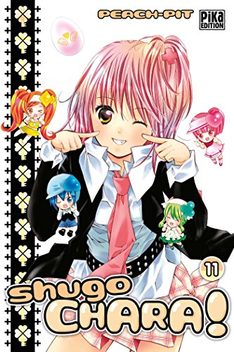 Shugo Chara !, Tome 11 (French Edition) (2811604006) by [???]