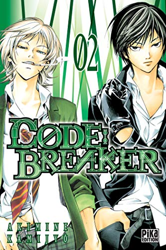 CODE BREAKER T.02: KAMIJYO AKIMINE
