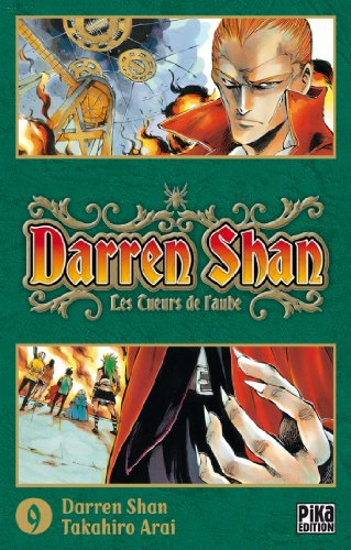 DARREN SHAN T.09: SHAN DARREN