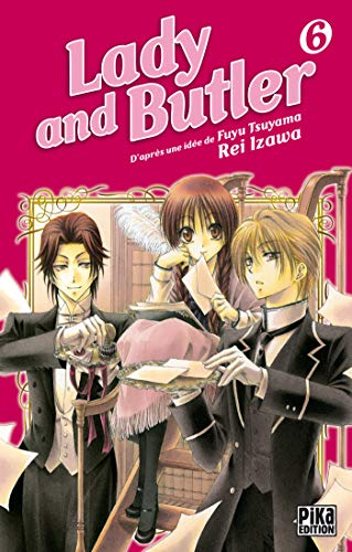 9782811605650: Lady and Butler T06 (Pika Shôjo)