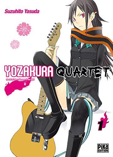 9782811605681: Yozakura Quartet T01: Quartet of cherry blossoms in the night (Pika Shônen)
