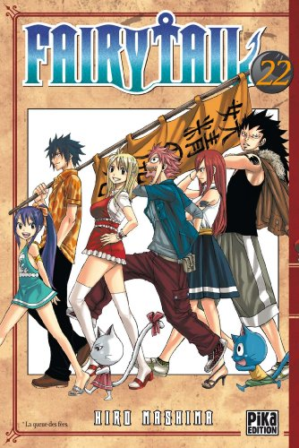 FAIRY TAIL T.22: MASHIMA HIRO