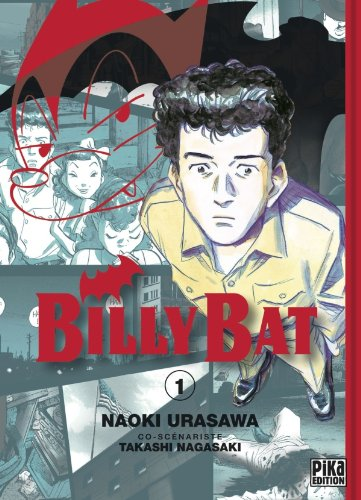 Billy Bat, Tome 1 :