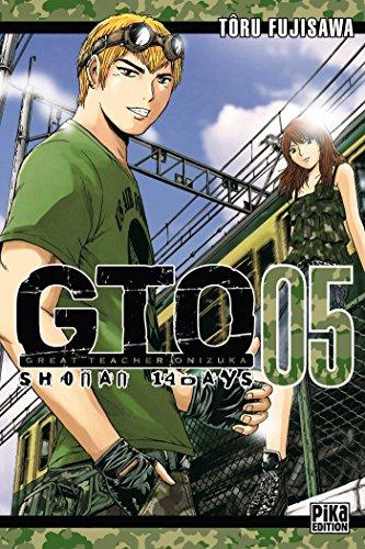 9782811606800: GTO Shônan 14 Days, tome 05