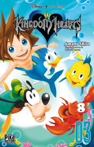 9782811606879: kingdom hearts t.3