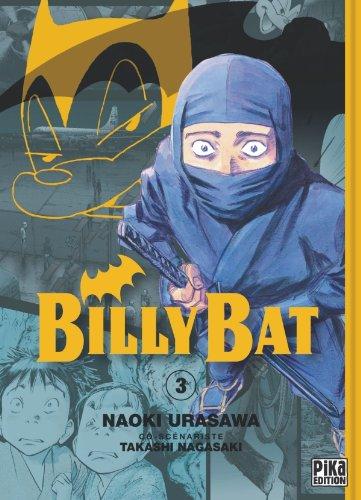 BILLY BAT T.03: URASAWA NAOKI
