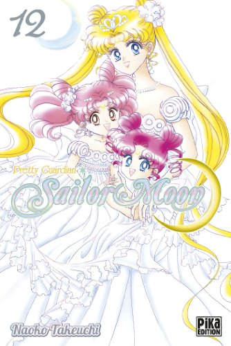 SAILOR MOON T.12: TAKEUCHI NAOKO