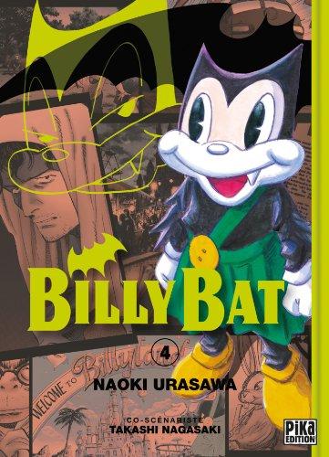 BILLY BAT T.04: URASAWA NAOKI