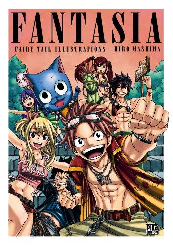 9782811610357: Fairy Tail Artbook Fantasia