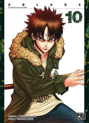X BLADE T.10: IDA TATSUHIKO
