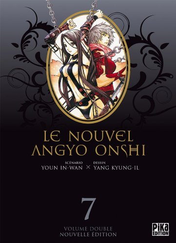 NOUVEL ANGYO ONSHI DOUBLE (LE) T.07: IN-WAN YOUN