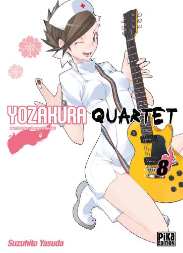 9782811612153: Yozakura Quartet T08: Quartet of cherry blossoms in the night