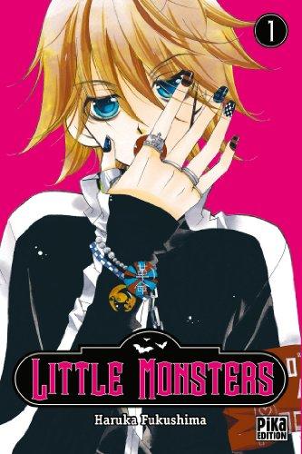 9782811612290: Little monsters T01