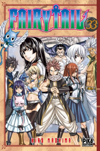 9782811612832: Fairy Tail - Tome 33