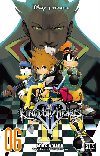 9782811612863: Kingdom Hearts II T06