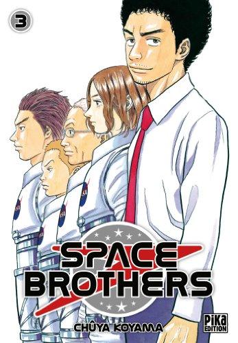 SPACE BROTHERS T.03: KOYAMA CH�YA