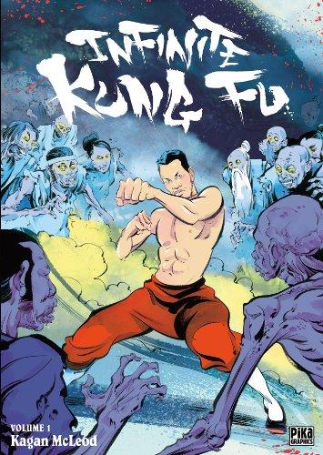 9782811613112: Infinite Kung Fu T01