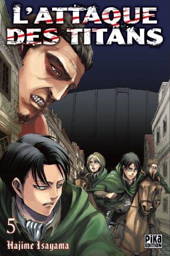 9782811613297: Attaque Des Titans (l') Vol.5