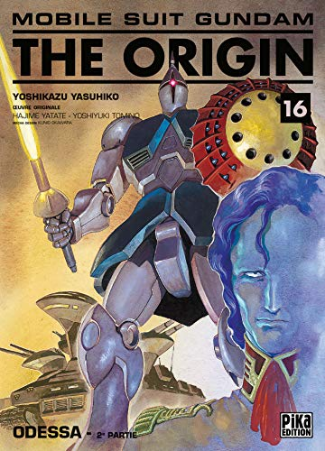 9782811613396: Mobile Suit Gundam - The origin Vol.16