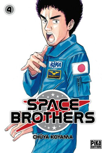 9782811613754: Space Brothers T04