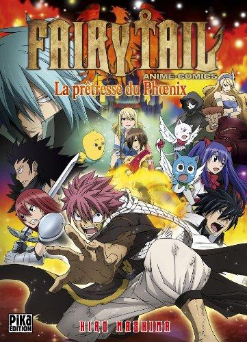 9782811614164: Fairy Tail - La Prêtresse du Phoenix