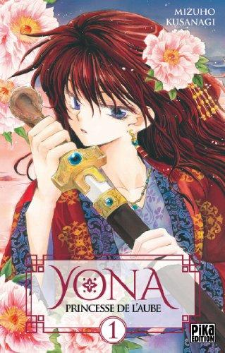 9782811614874: Yona, Princesse de l'Aube T01 (Pika Shôjo)
