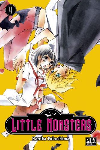 9782811614997: Little monsters T04