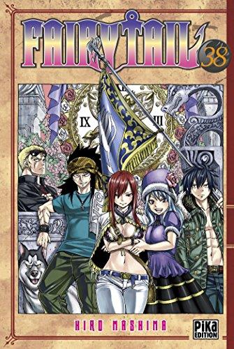 Fairy Tail 38: Hiro Mashima