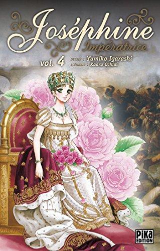 9782811615239: Joséphine impératrice Vol.4