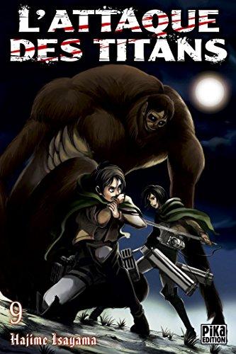 9782811615628: Attaque Des Titans (l') Vol.9