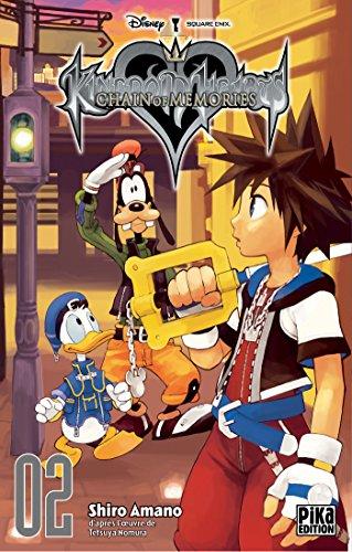 9782811615666: Kingdom Hearts - Chain of Memories T02