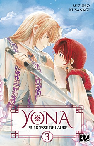 9782811616168: Yona, Princesse de l'Aube T03
