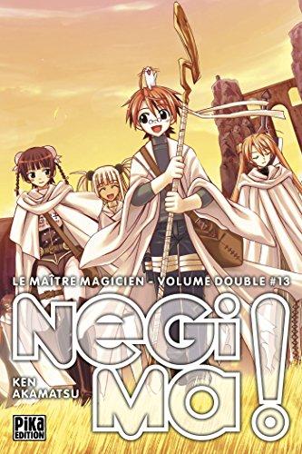 NEGIMA LE MAÎTRE MAGICIEN T.13 (ALBUM DOUBLE T.25 + T.26): AKAMATSU KEN