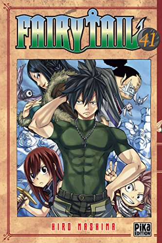 9782811616502: Fairy Tail T41