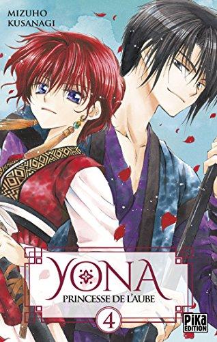 9782811616540: Yona - Princesse de l'Aube Vol.4