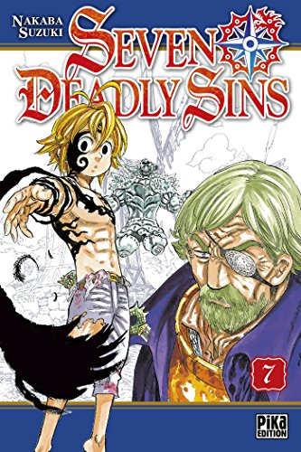 9782811618193: Seven Deadly Sins T07