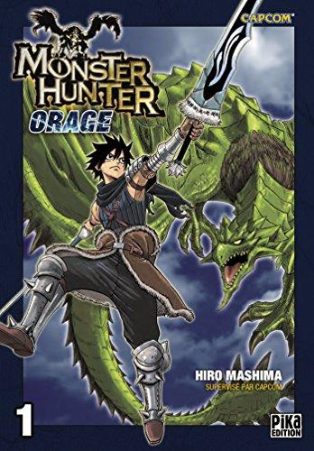 9782811618322: Monster Hunter Orage T01
