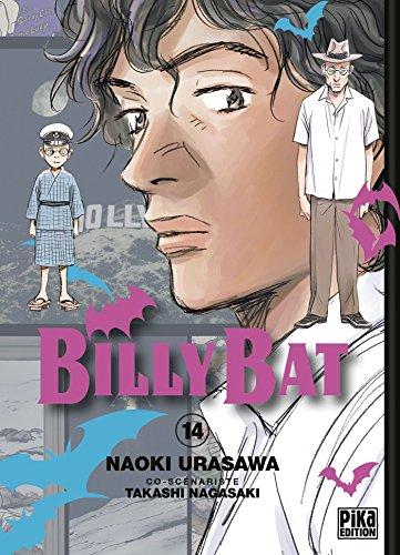 BILLY BAT T.14: NAGASAKI TAKASHI
