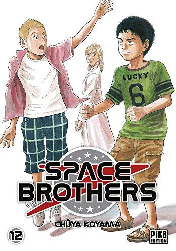 SPACE BROTHERS T.12: KOYAMA CH�YA