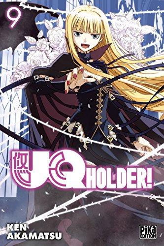 UQ HOLDER T.09: AKAMATSU KEN