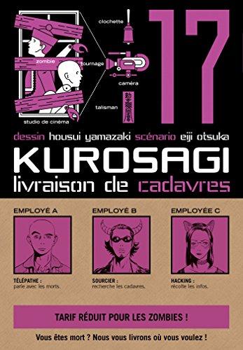 9782811627164: Kurosagi T17: Livraison de cadavres