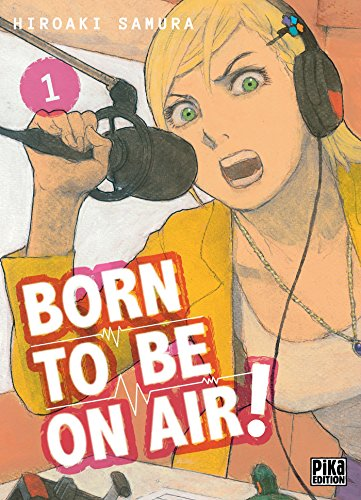 9782811631031: Born to be on air! T01