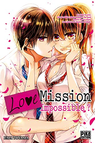 9782811647797: Love Mission Impossible ?