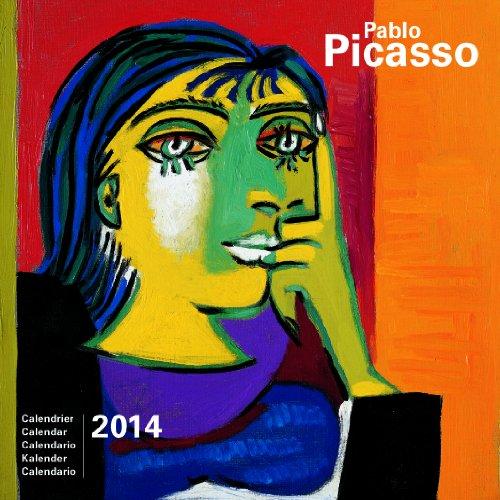 9782811903022: 2014 Picasso 30 x 30cm Calendar